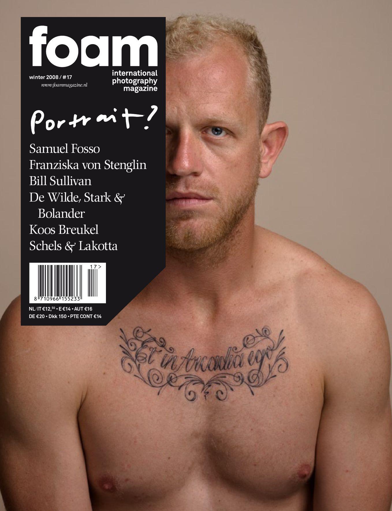 3565f1195f PREVIEW Foam Magazine Issue  17 Portrait  by Foam Magazine - issuu
