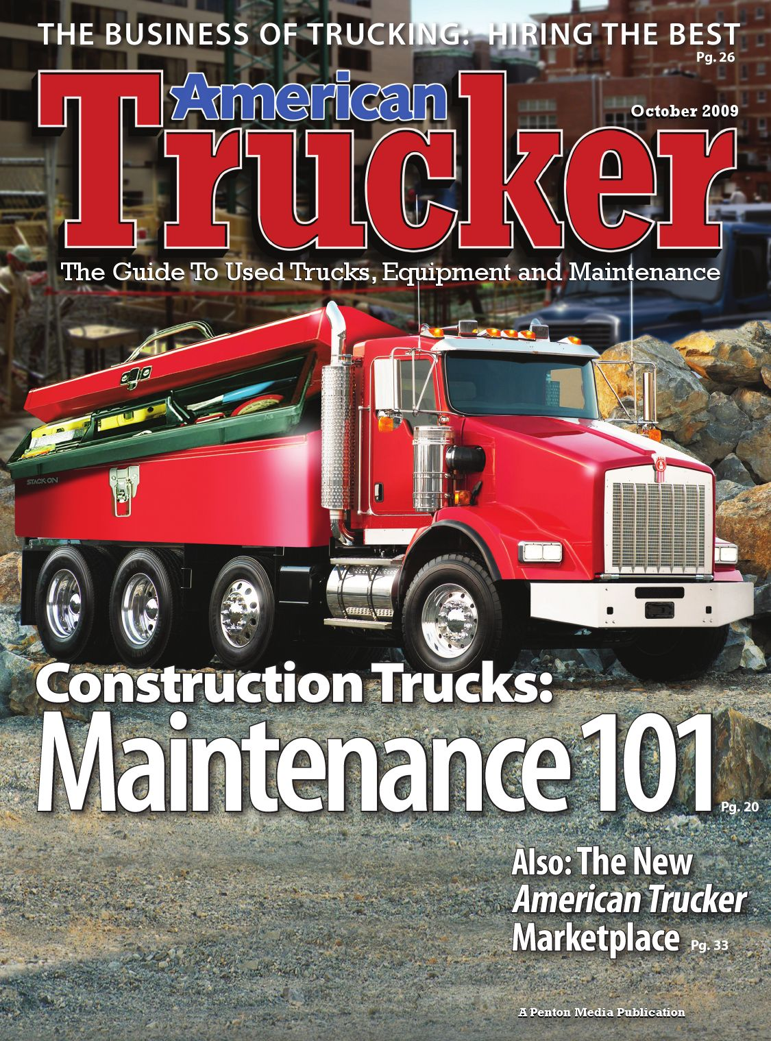 American Trucker October East Issue By Issuu 2008 Freightliner Ecm Wiring Diagram Coolant