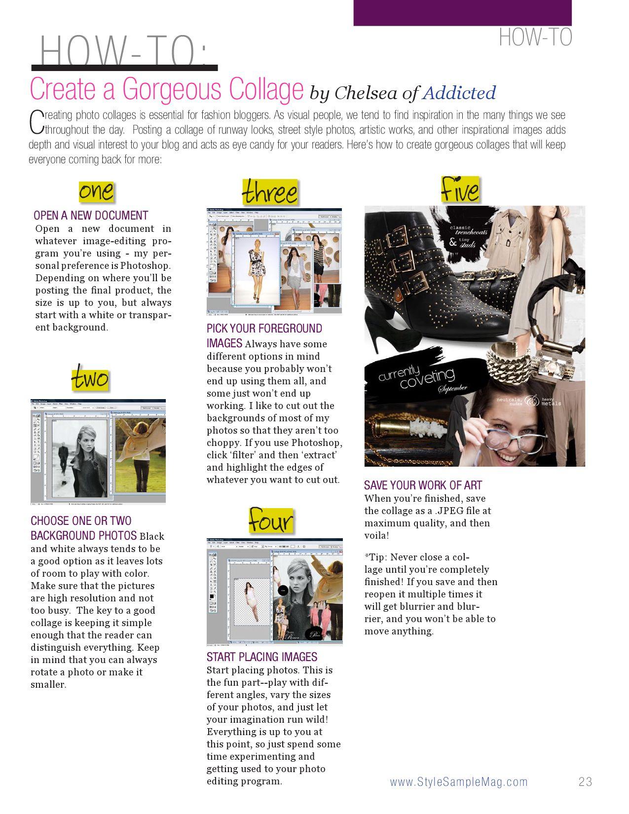 Style Sample Magazine Issue #4 by Style Sample Magazine - issuu