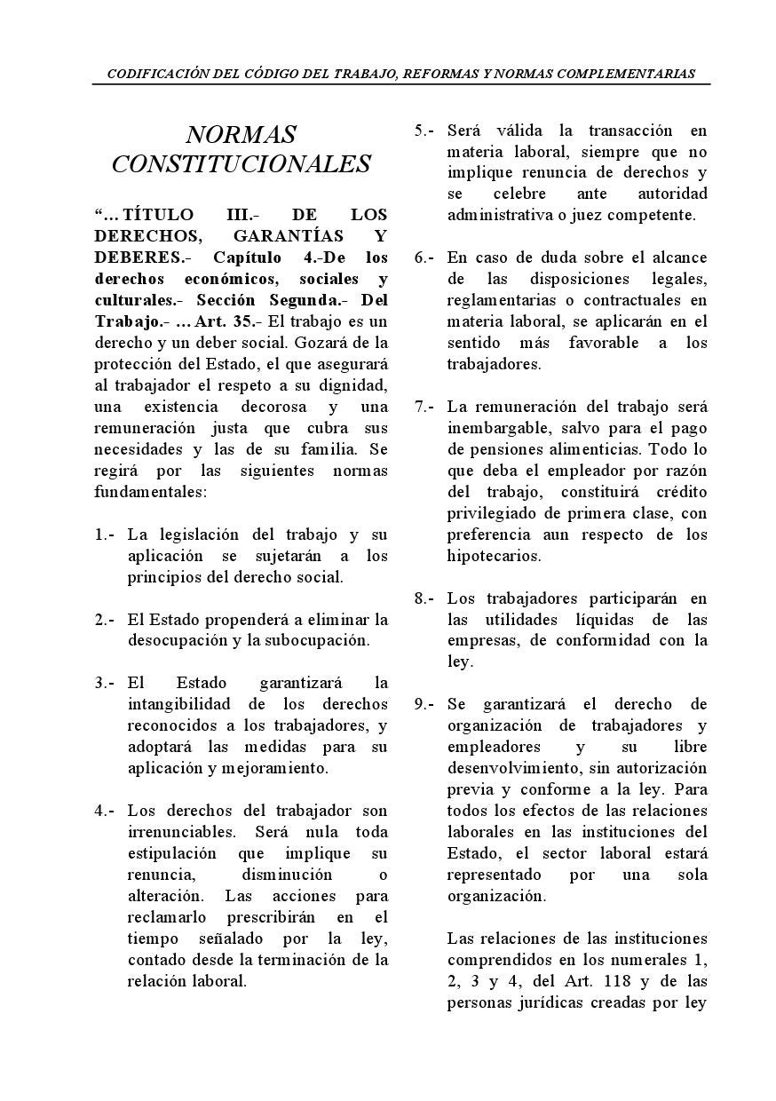 Codificacion Codigo de Trabajo by Mercared Sostenible - issuu