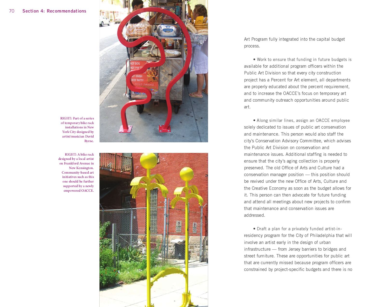 Philadelphia Public Art: The Full Spectrum by PennPraxis - issuu