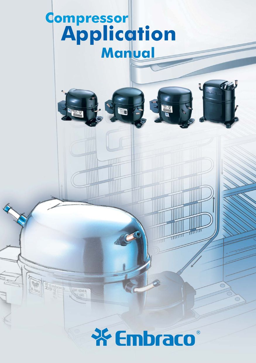 compressor application manual by embraco issuu