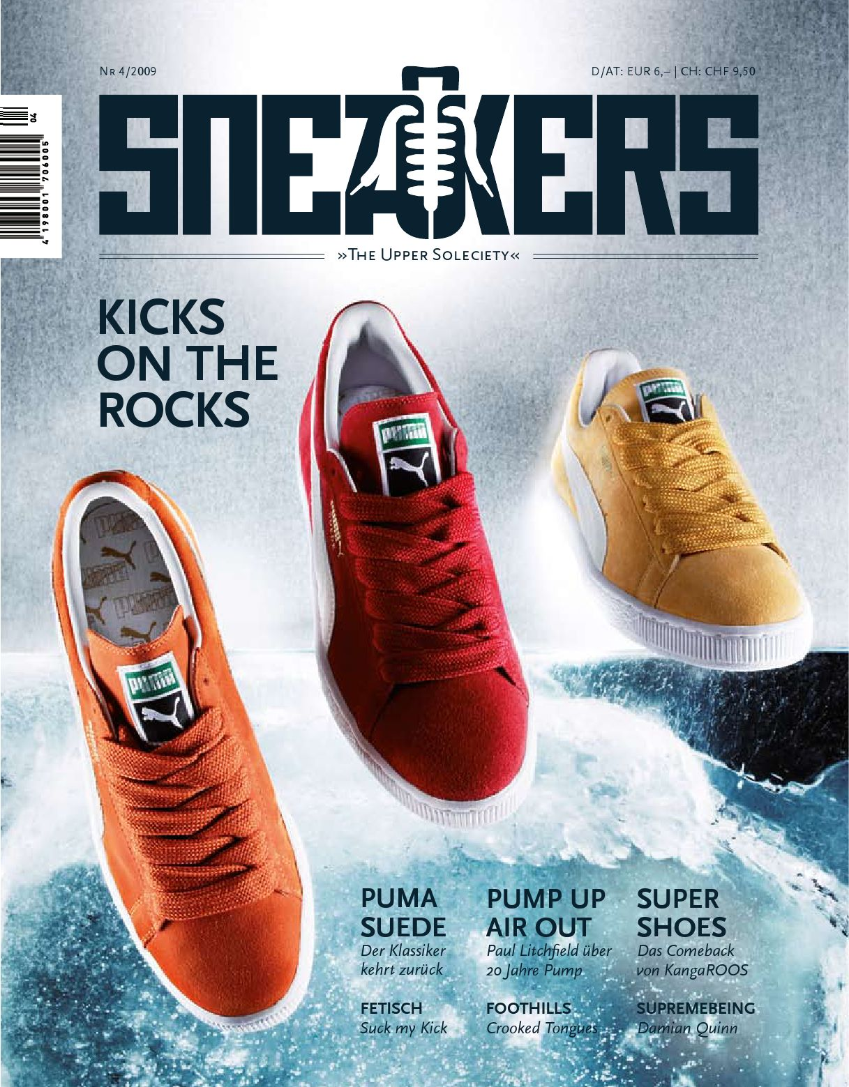 SNEAKERS 042009 by Monday Publishing GmbH issuu