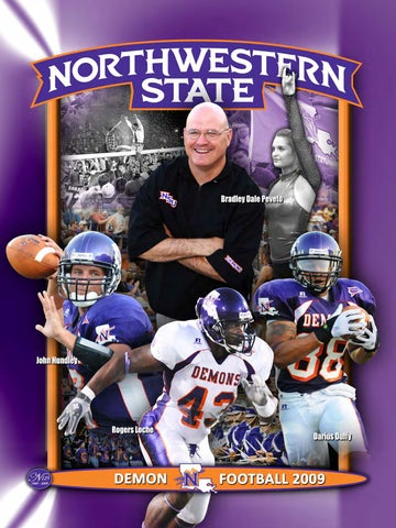 2018 Northwestern State Football Media Guide by Northwestern State Sports  Information - issuu a74bd10bc