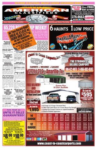 Pleasing American Classifieds Amarillo Tx Oct 8 2009 By American Wiring Cloud Peadfoxcilixyz