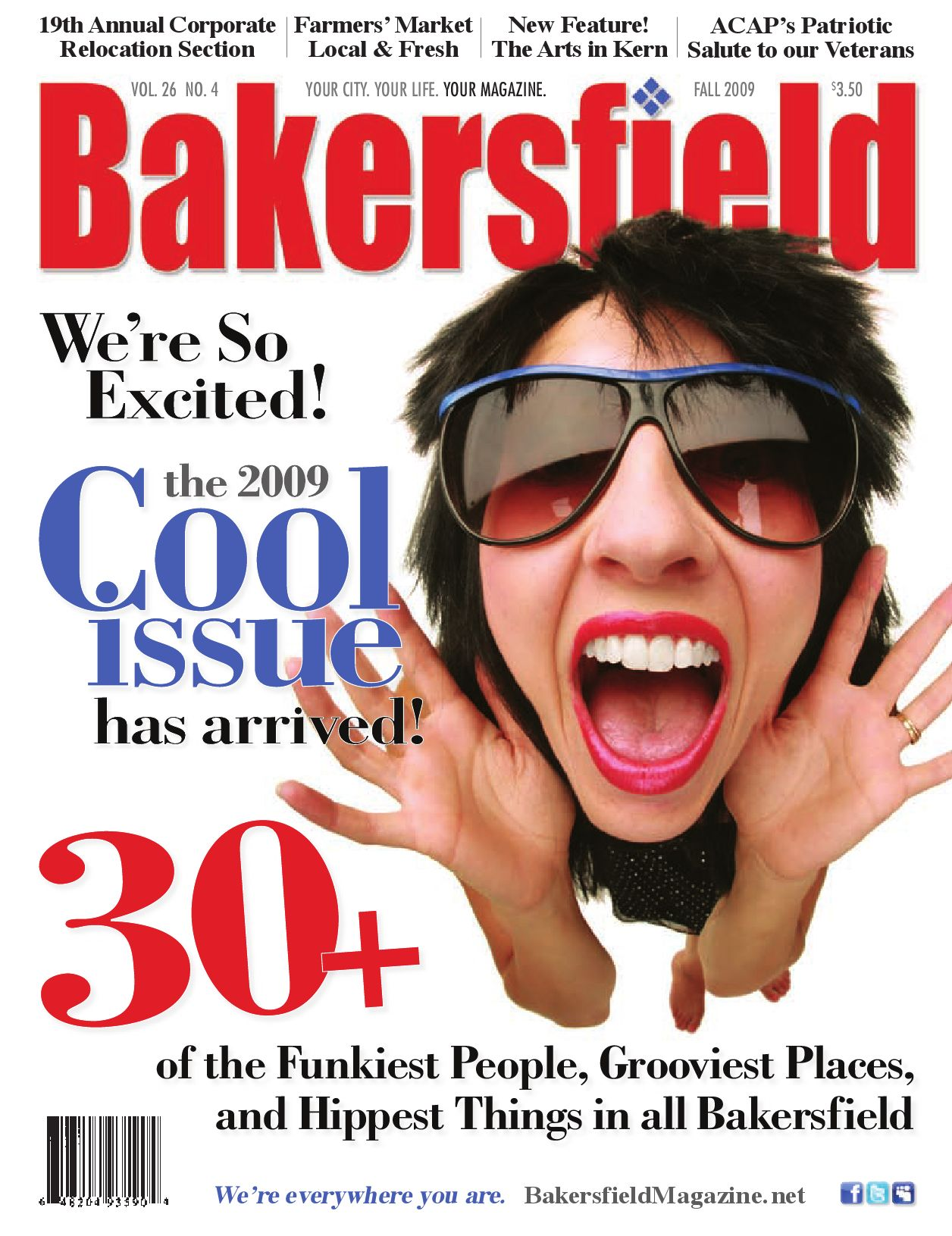 Bakersfield Magazine 26 4 The Cool Issue By