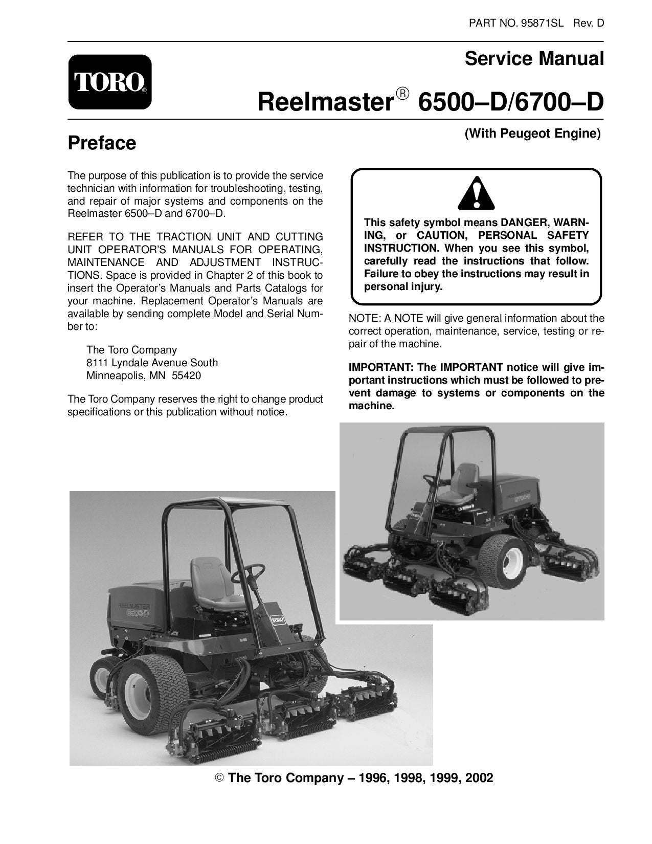 page_1 toro riding mower wiring diagrams roslonek net,Wiring Diagram For Toro Riding Mower