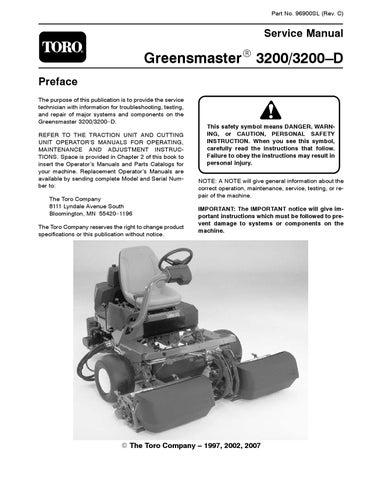 NEW ALTERNATOR TORO MOWER GREENSMASTER 3200 DAIHATSU ENGINE 95 96 97 98 99