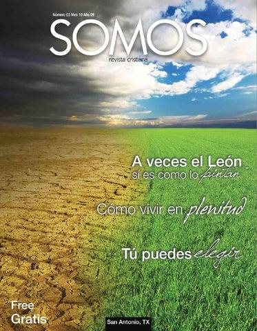 Revista Cristiana SOMOS – Número 03 Mes 10 Año 09