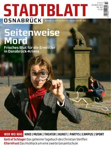Stadtblatt 2009 10 By Bvw Werbeagentur Issuu