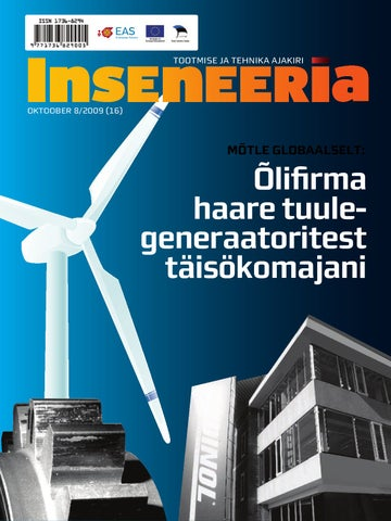 c7fa5513652 Inseneeria 2009 08 by EAS, Enterprise Estonia - issuu