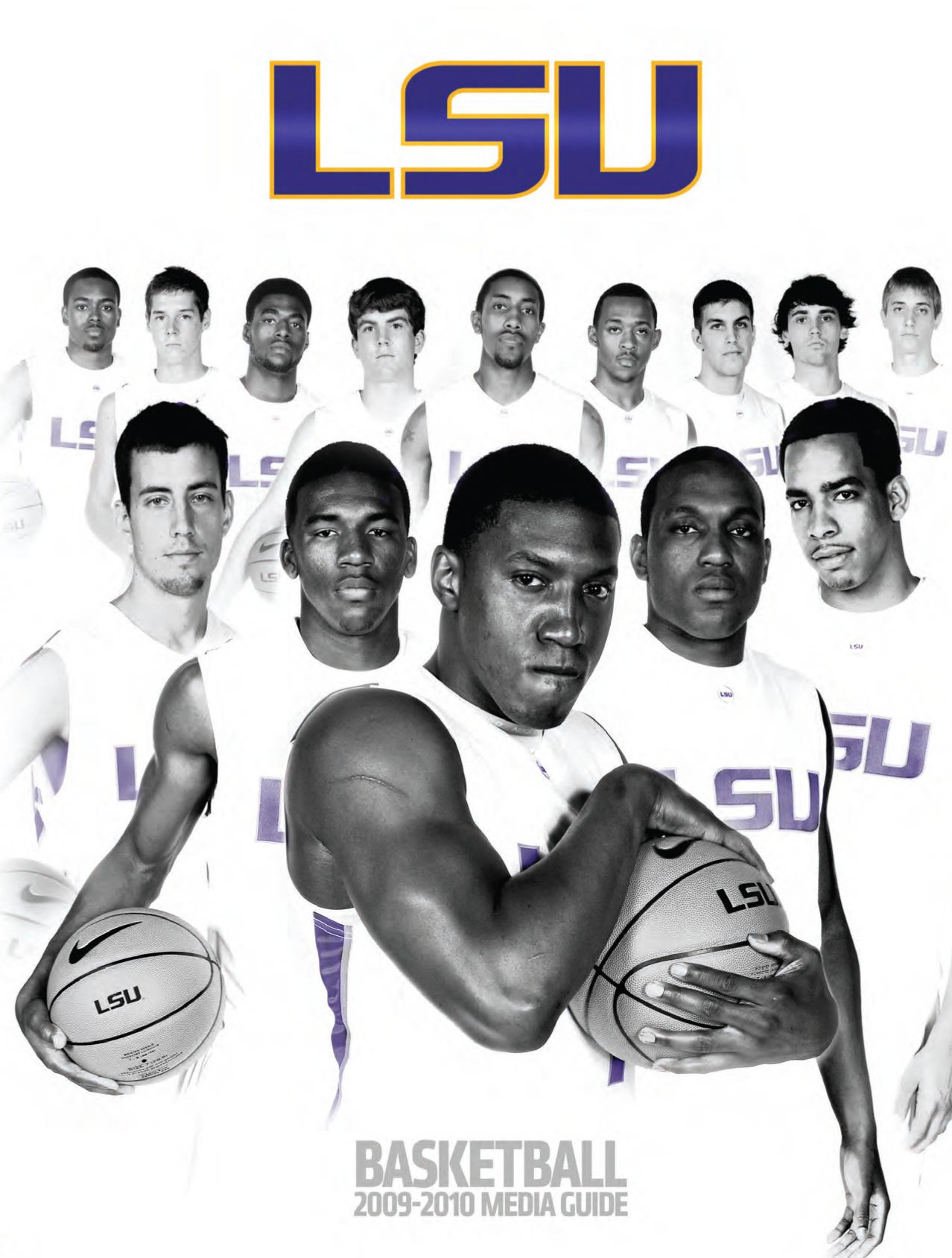 a429c3364 2009-10 LSU Men s Basketball Media Guide by LSU Athletics - issuu