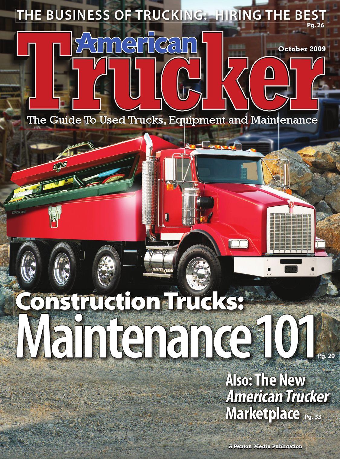American Trucker October Central By Issuu Wiring Diagram 1995 Peterbilt Cat 3406 E