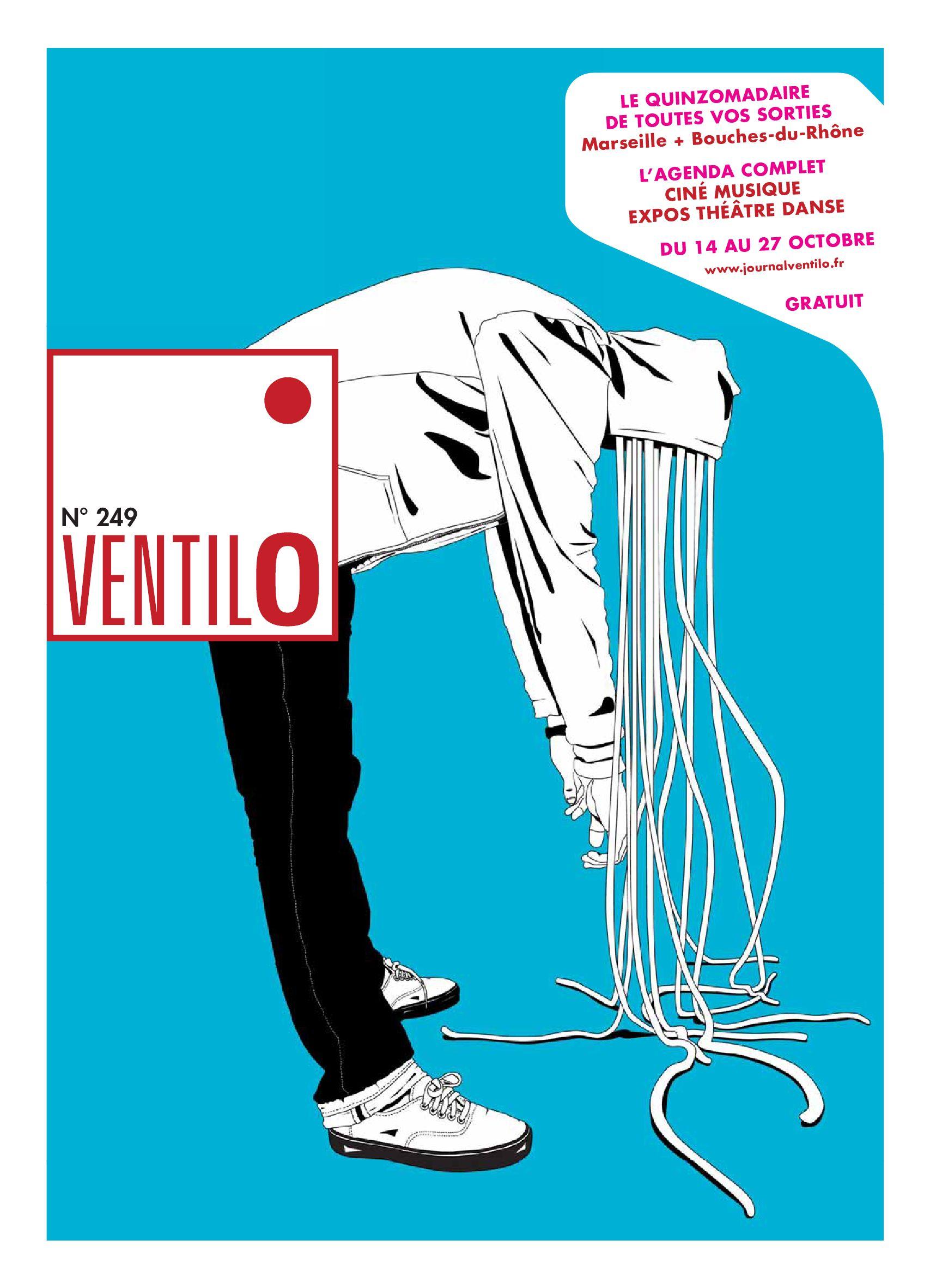 Ventilo N 249 Du 14 Au 27 Octobre 2009 By Journalventilo Issuu
