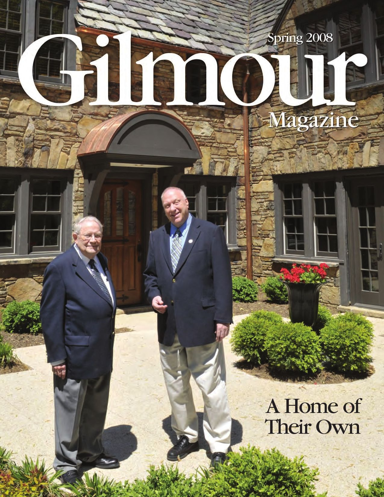 7ce4c74f9c Gilmour Academy Spring 2008 Magazine by Gilmour Academy - issuu