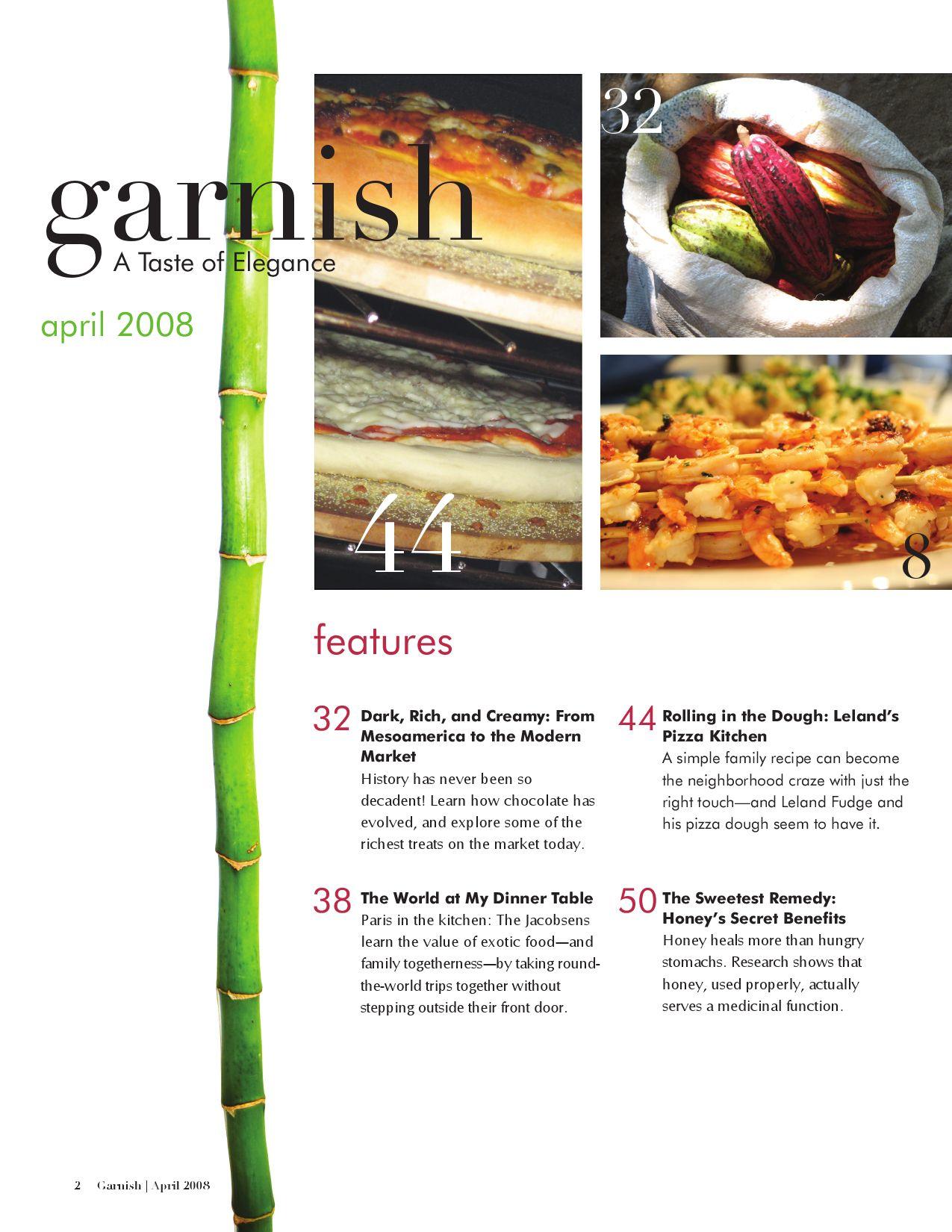 Garnish by Brigham Young University Editing Students - issuu