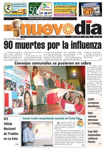 6b05a4e8da33 Diario Nuevodia Miércoles 14-10-2009 by Diario Nuevo Día - issuu