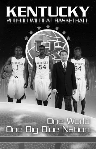 e91852841e6c 2009-10 UK Men s Basketball Factbook by University of Kentucky ...