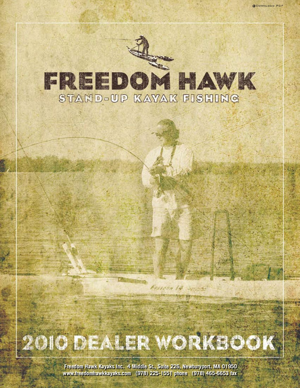 Freedom Hawk Kayaks by Windham Design Group - issuu