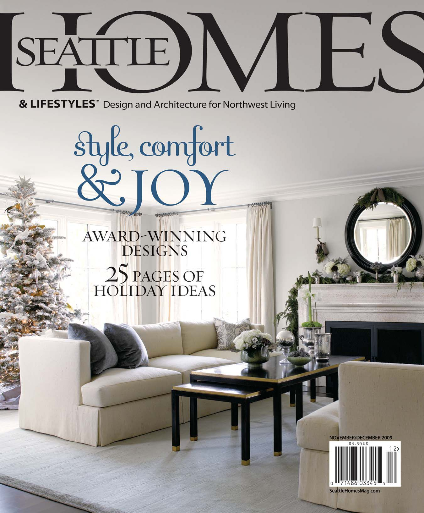 Seattle Homes Lifestyles By Network Communications Inc