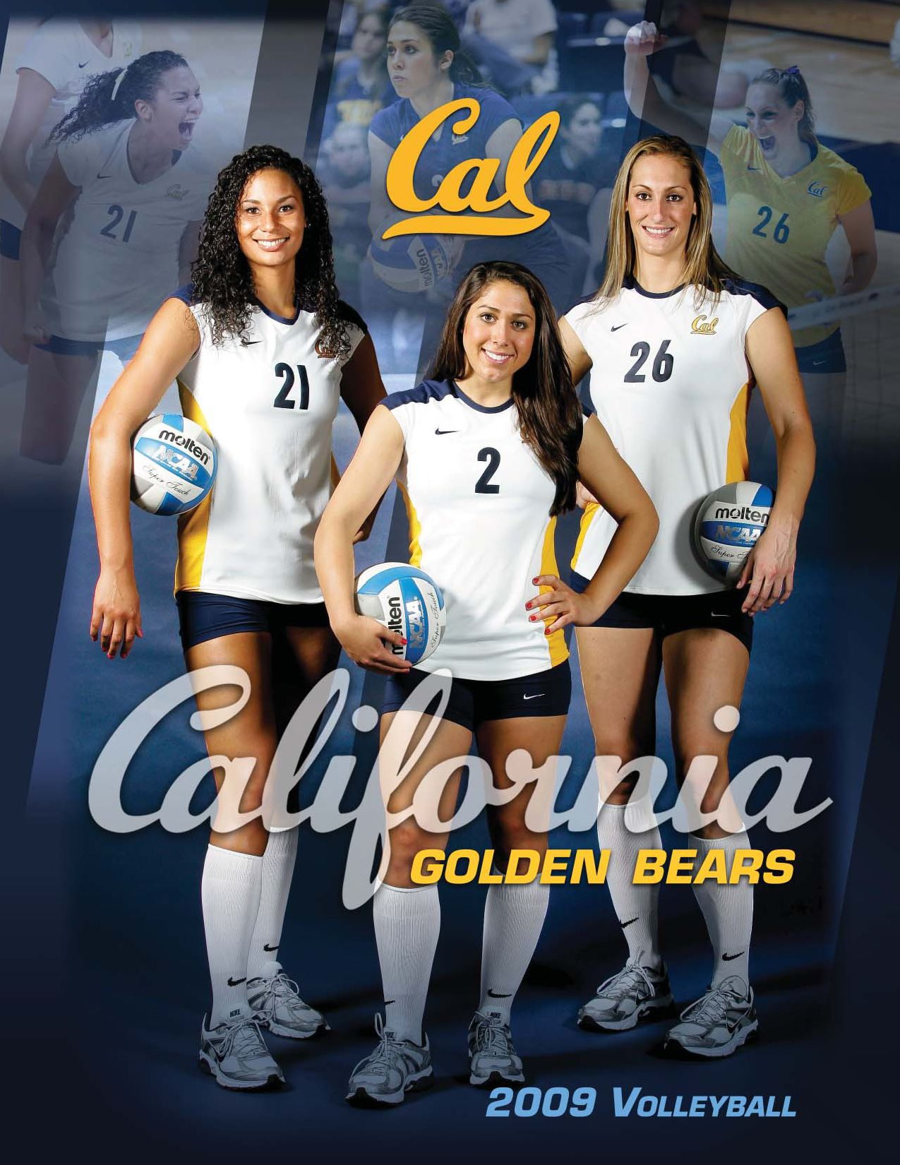 2009 California Volleyball Information Guide By Cal Media Relations Issuu
