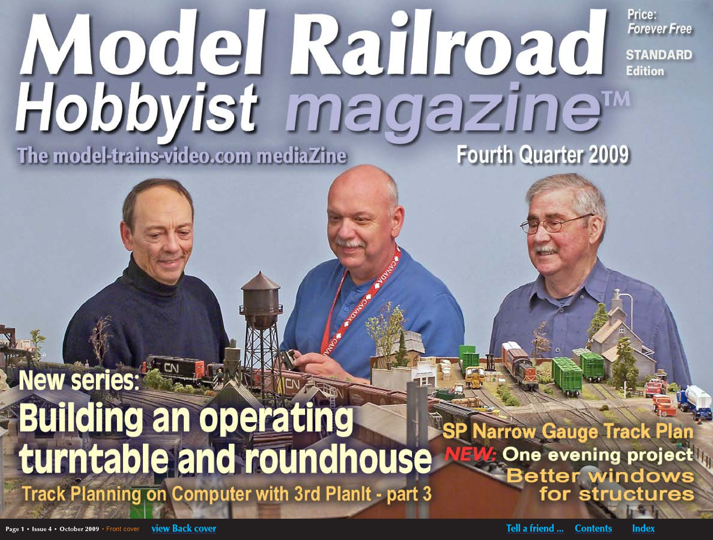 Mrh October 2009 Issue 4 V2 By Model Railroad Hobbyist Magazine True Track Dcc Crossover Wiring Issuu