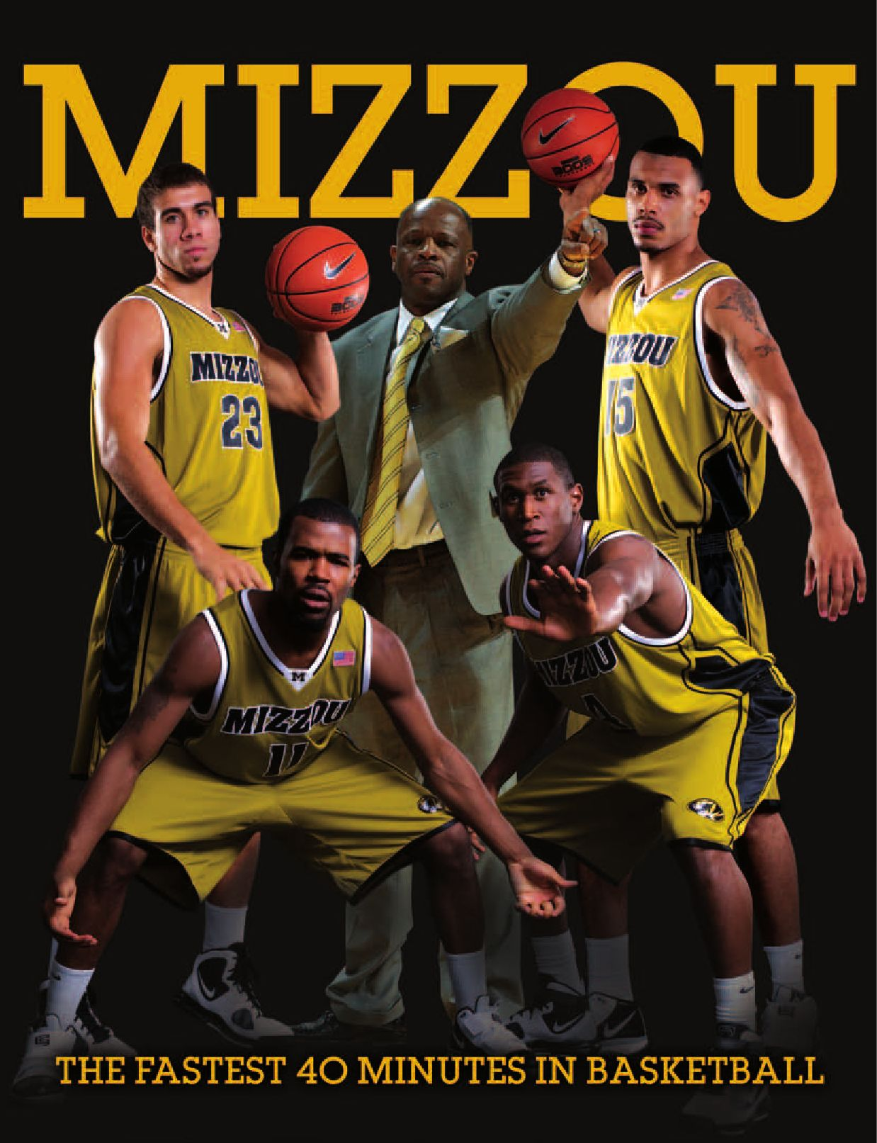 235759fad 2009-10 Mizzou Basketball Media Guide by David Reiter - issuu