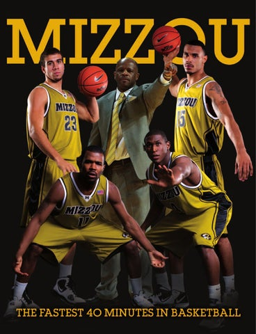 81307b2dfb6 2009-10 Mizzou Basketball Media Guide by David Reiter - issuu