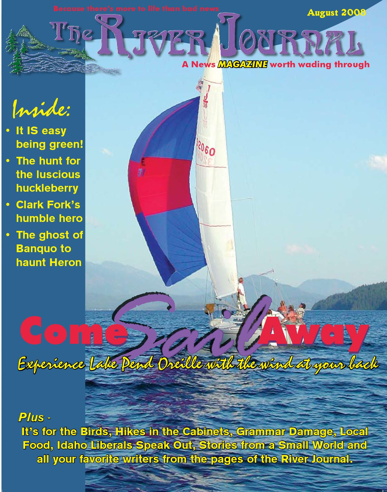 The River Journal August 2008 by The River Journal LLC - issuu