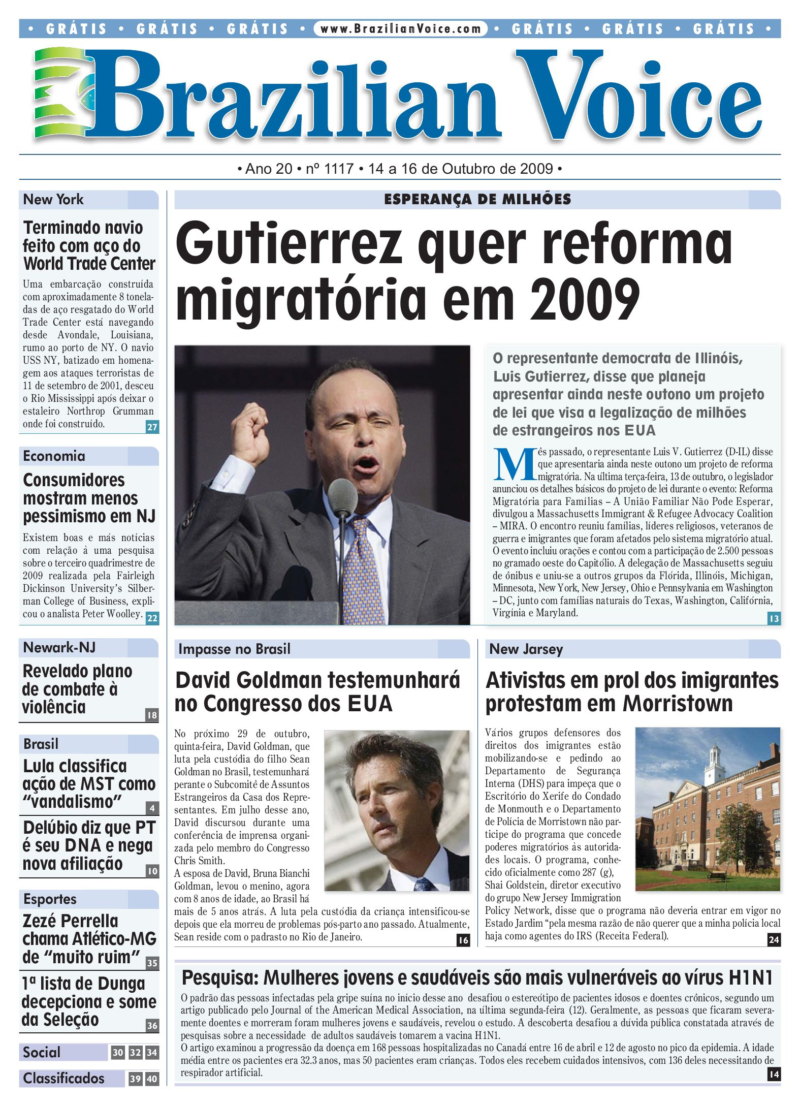 eb9cf29f9a698 edi 1117 online by Brazilian Voice Newspaper - issuu