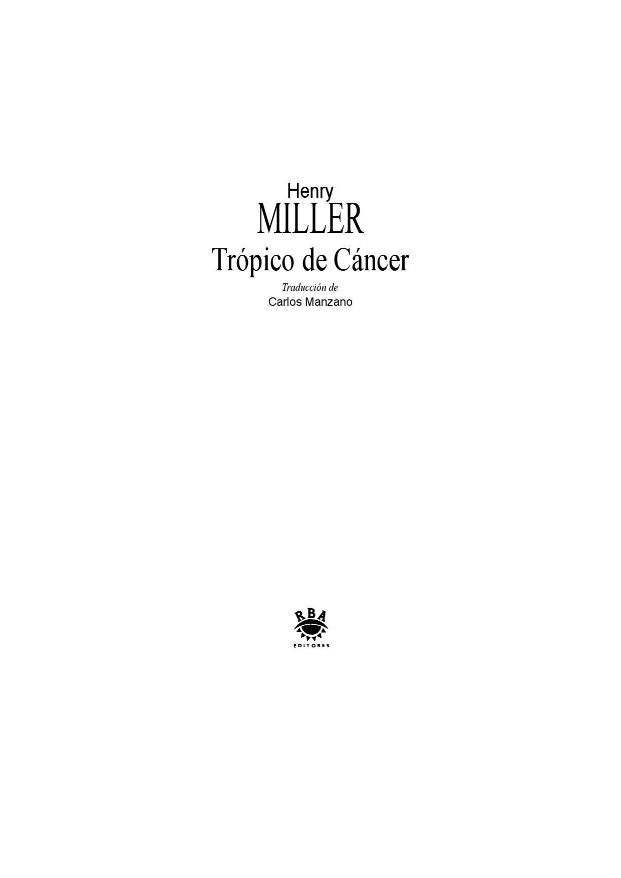 Tropico de Cancer by sugey lopez - issuu