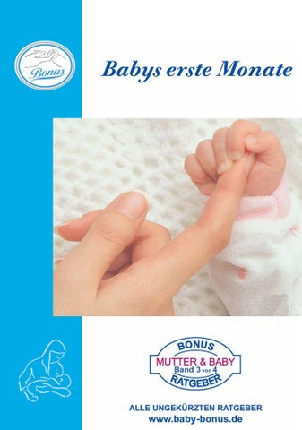 Monate Erste Marketing Bonus By Gmbh Babys Issuu c13TFKJl