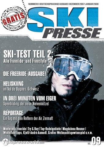 SkiPresse Nr. 9 by die denkbar Wolfgang Greiner issuu