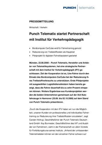 8e73b45b6a192 http   www.pressebox.de attachment 140124 08-08-21 PM - Punch startet  strategische Partnerschaft mit
