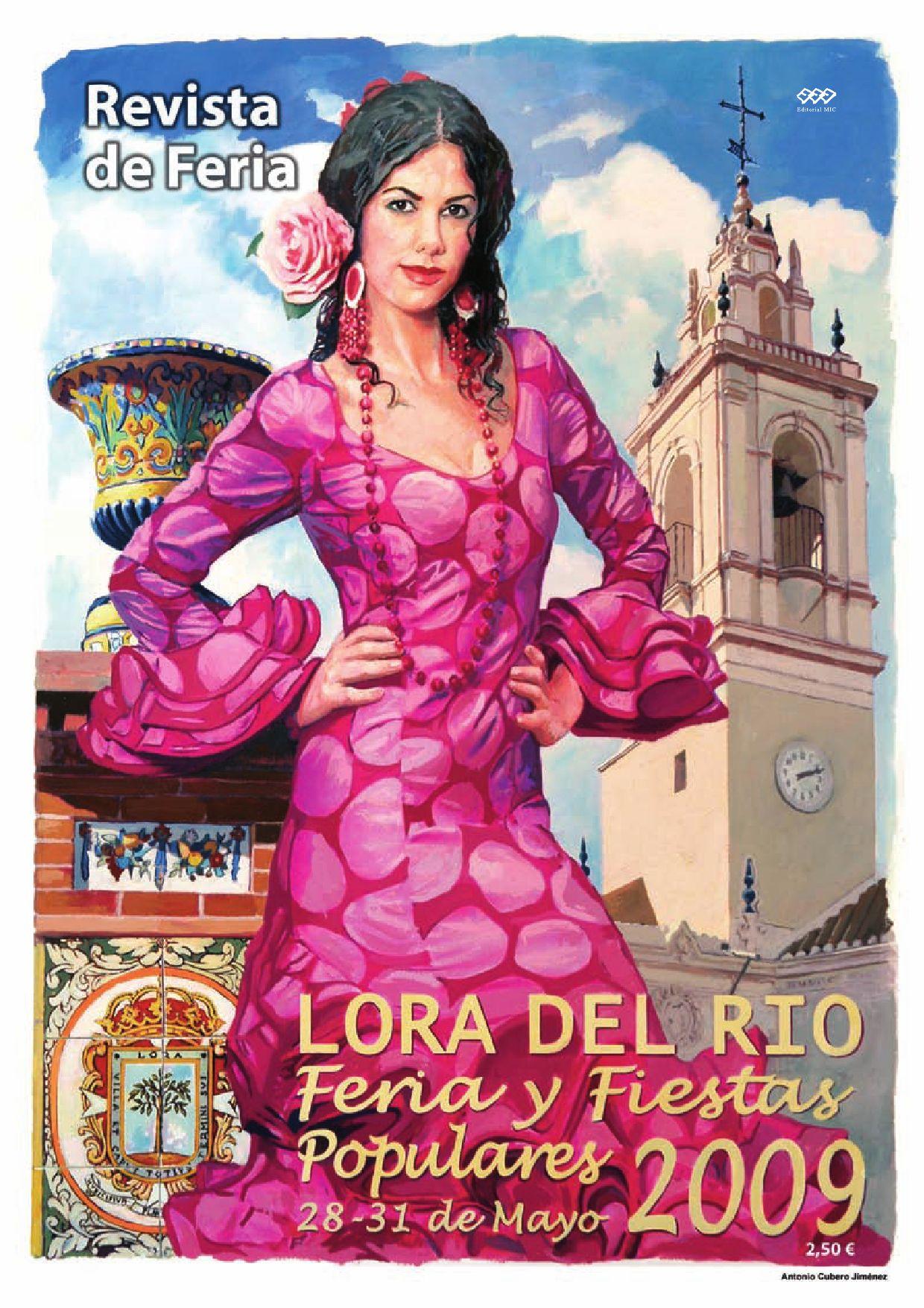 Revista de Feria de Lora del Río 2009 by Concejalía de Ciudadanía y ...
