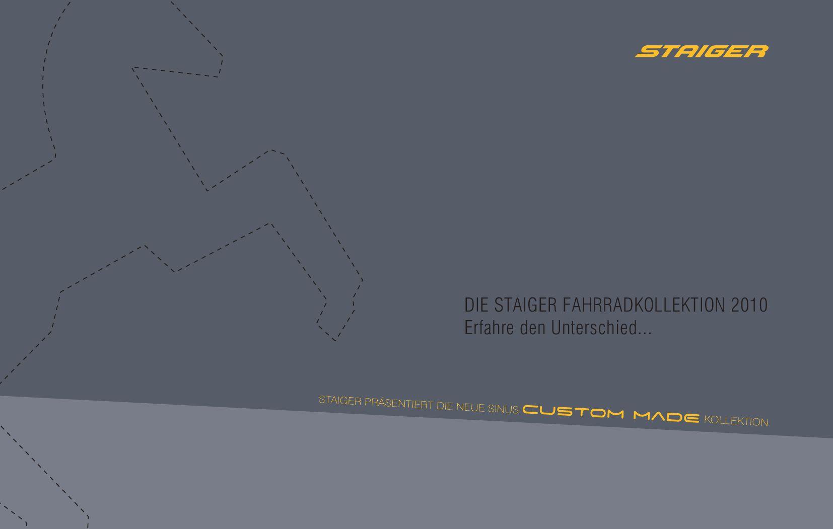 Sinus Katalog 2010 by Winora Group - issuu