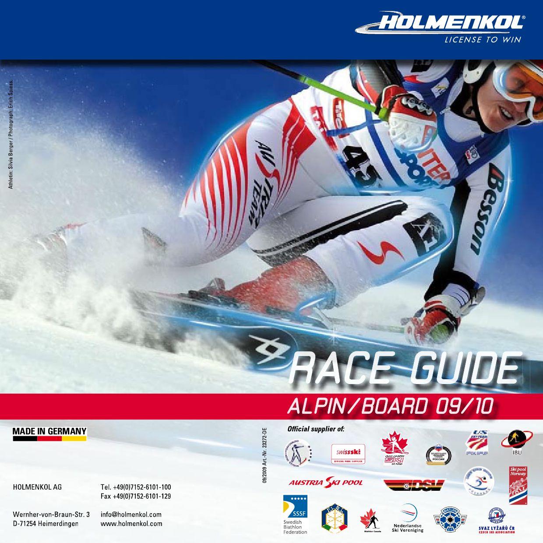 Holmenkol Racingfeile L-Mini