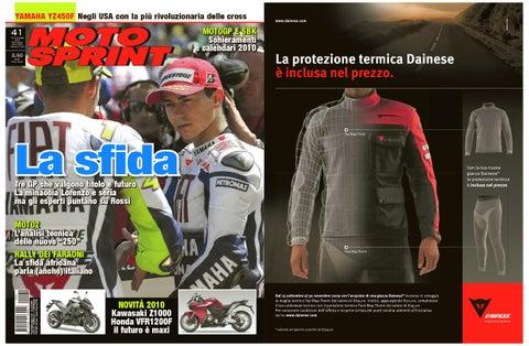 MotoSprint 41 by Divisione Multimedia Sport Network SRL - issuu 6a2ed956b47b
