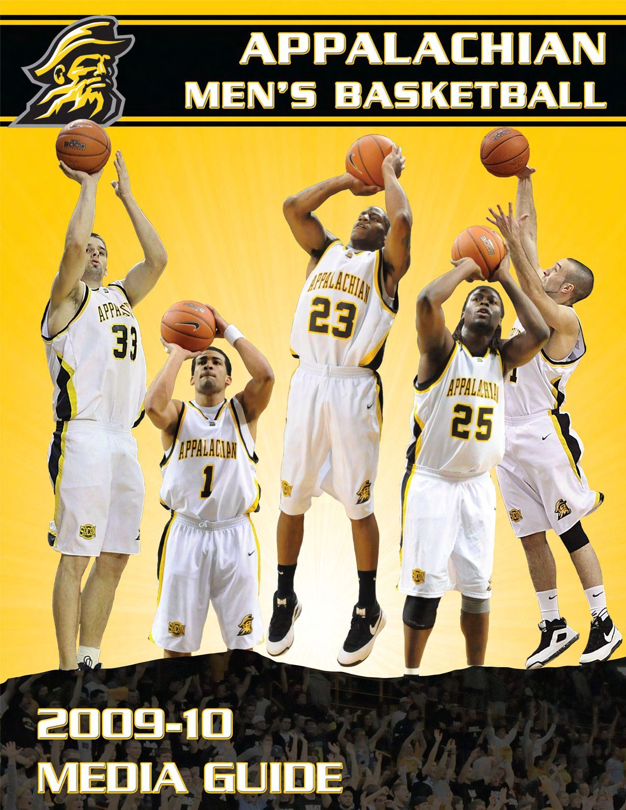 Appalachian State Men s Basketball 2009 10 Media Guide by