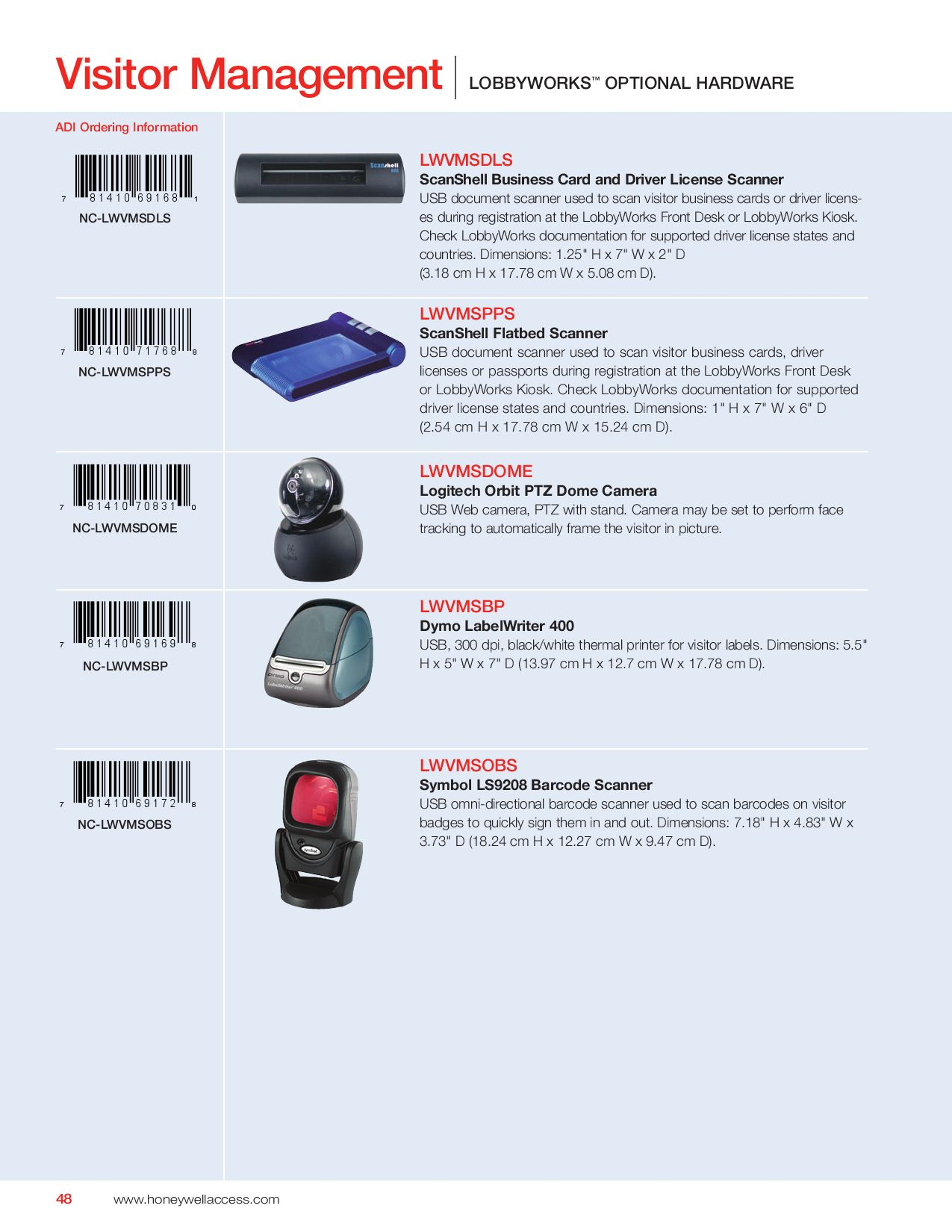 honeywell access products by christopher m issuu