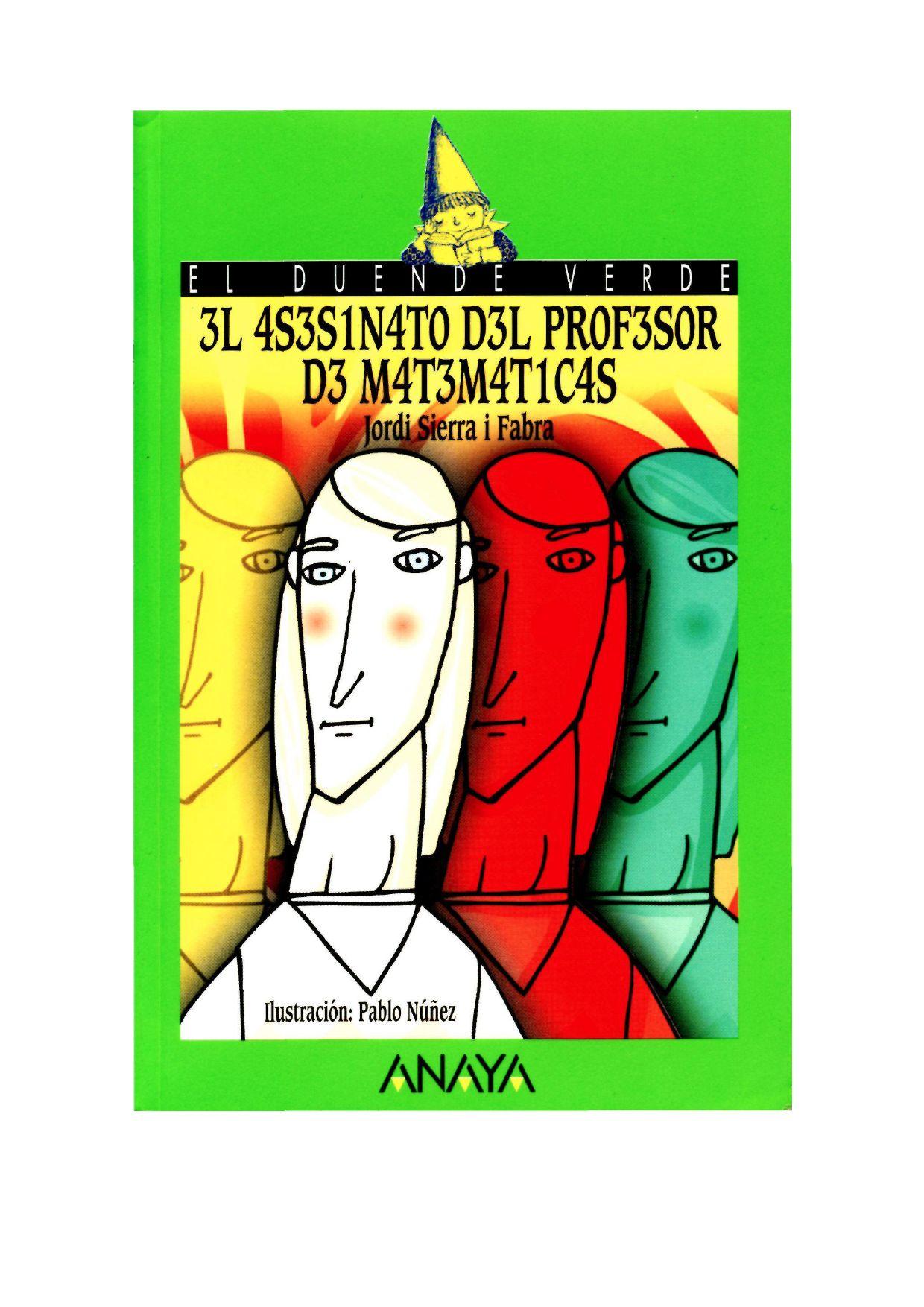 Capitulo 7 Asesinato Del Profesor De Matemáticas By Eva M Perdiguero Issuu