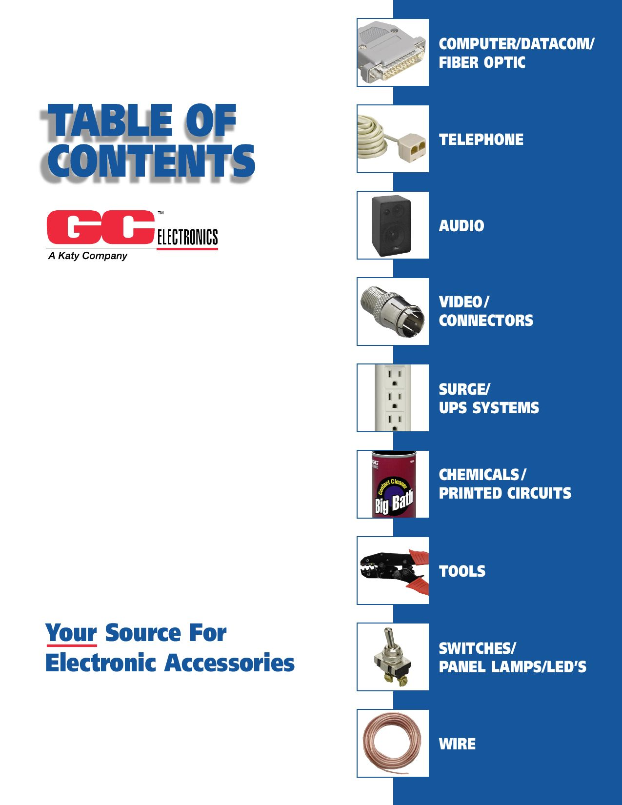 Gc Catalog By Synscon Issuu Voltage Detector6400v Twopole Testermultifunction Circuit