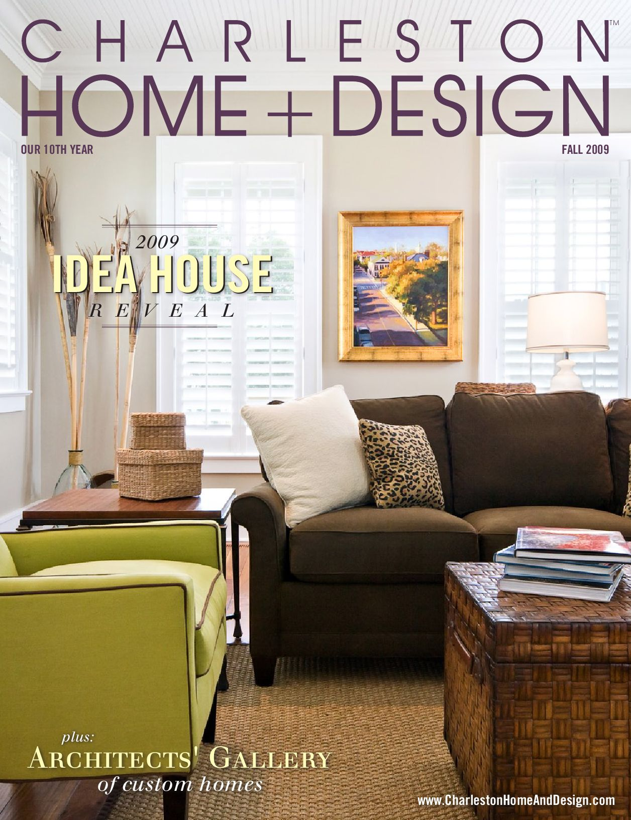 Charleston Home Design By And Magazine Interior Design