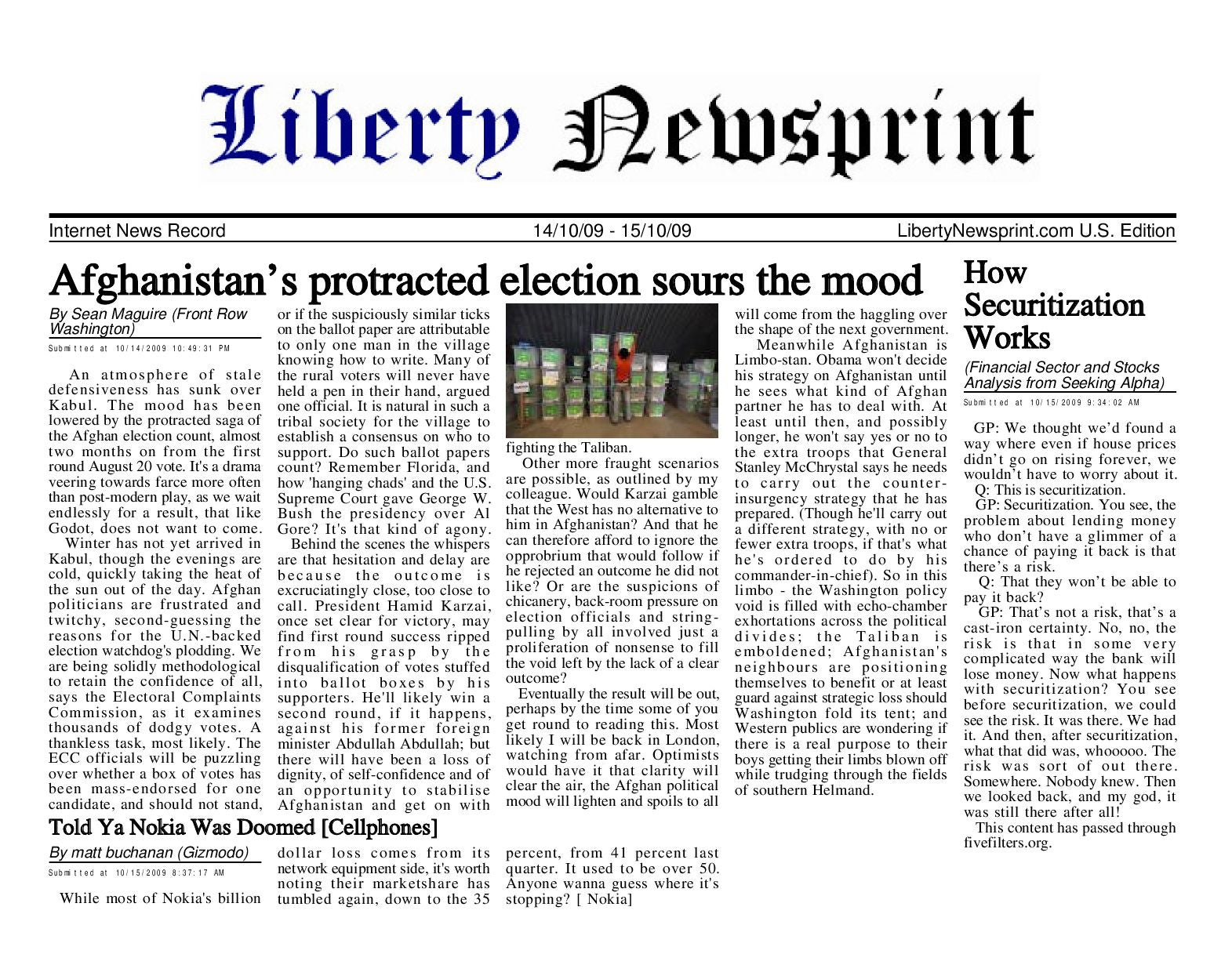 Lnp Oct 15 09 By Liberty Newspost Issuu Circuit Bent Modified Toy Festival Ponoko