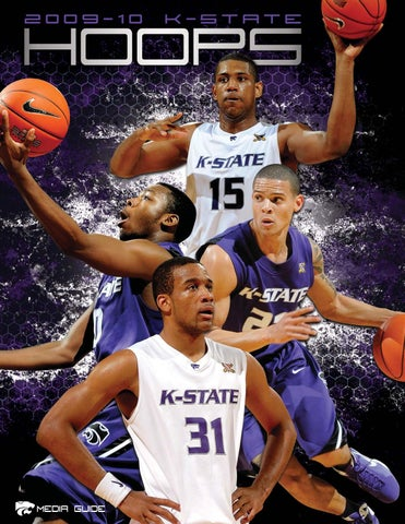 62b2bd3a0f6 2009-10 K-State Men s Basketball Media Guide by K-State Athletics ...