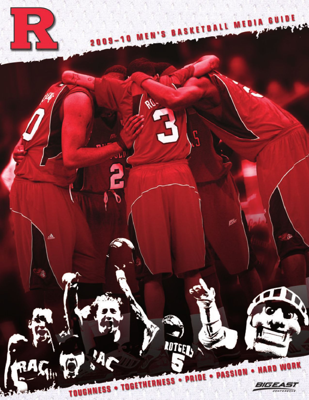 7507bc779 2009-10 Rutgers Men s Basketball Media Guide by Rutgers Athletics - issuu