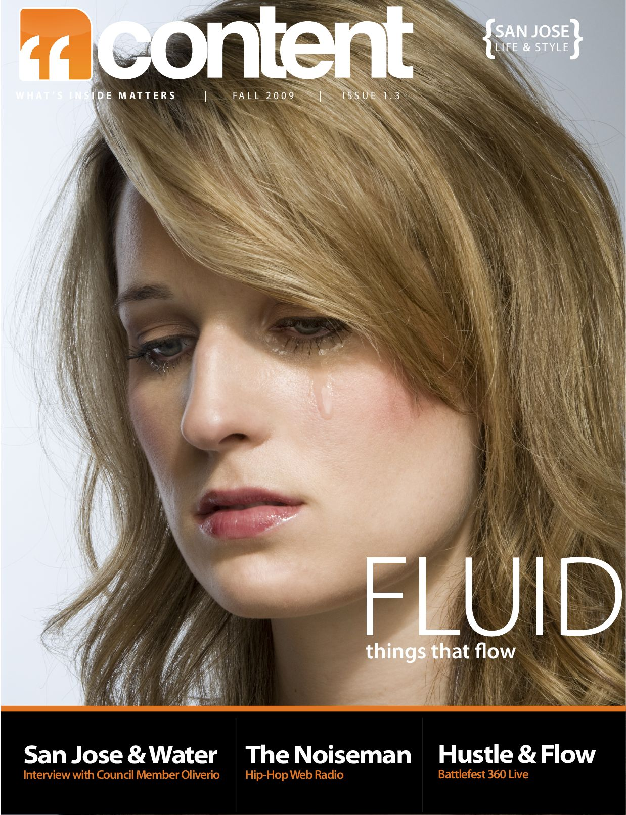 Issue 1.3 Fluid by Content Magazine - issuu