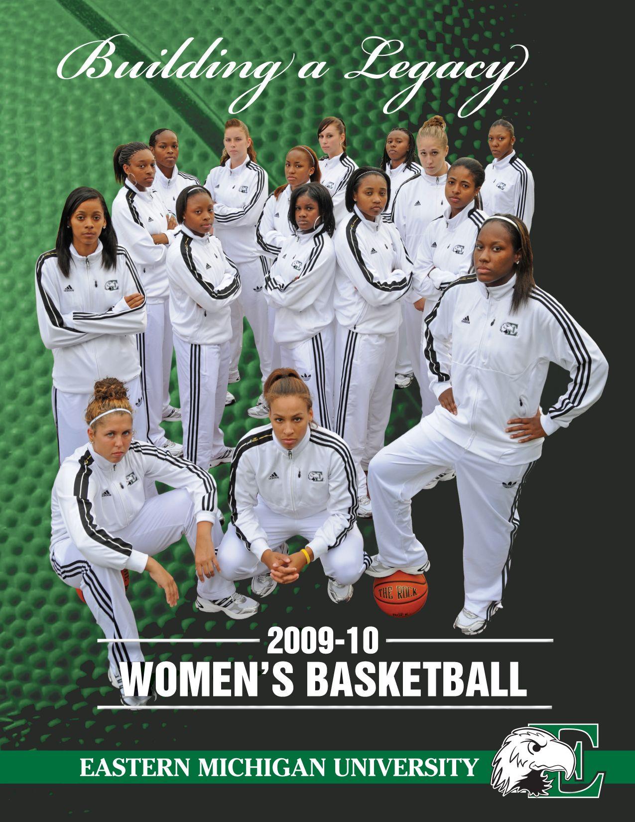 2009-10 EMU Women's Basketball Media Guide by Eastern Michigan University  Athletics - issuu