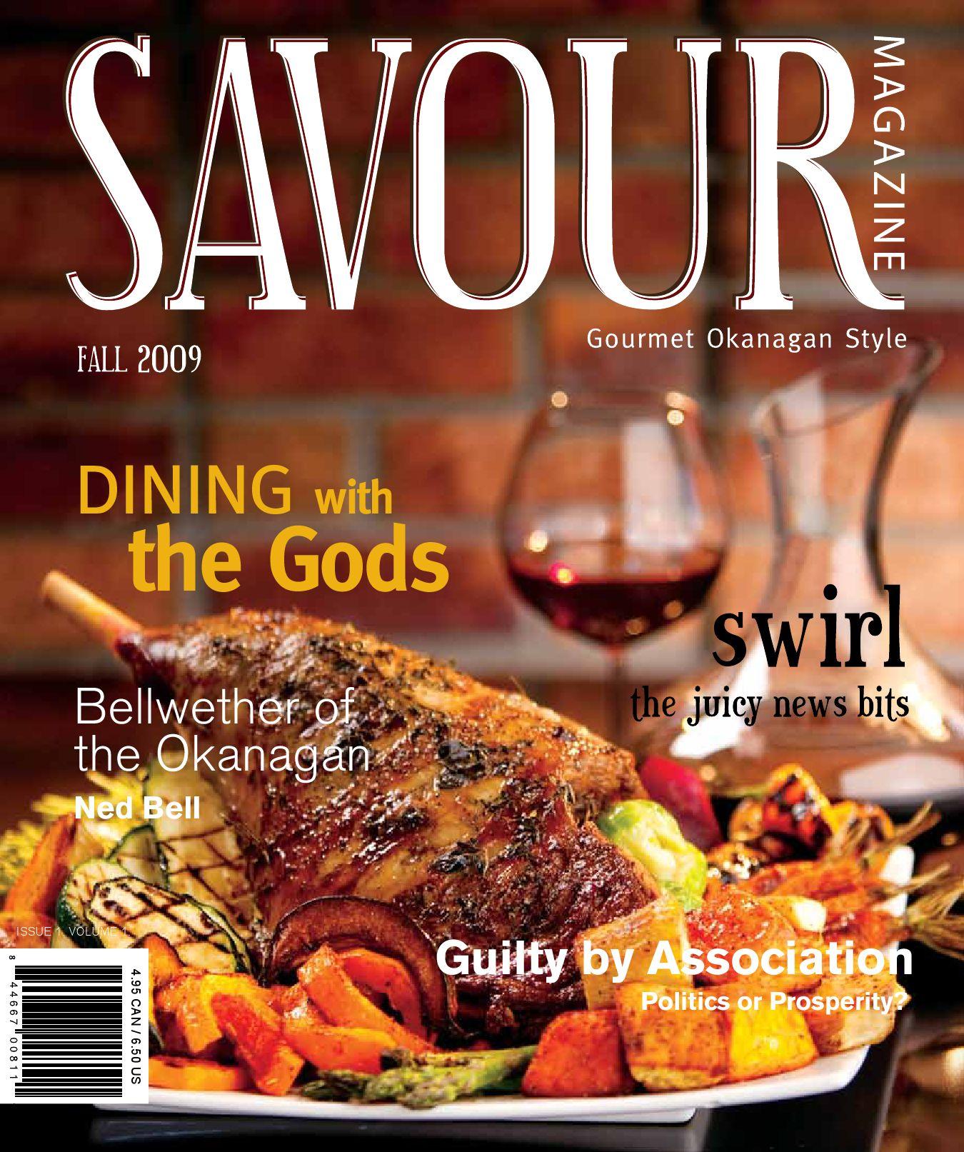 Savour Magazine Gourmet Okanagan Style By Niche Media Issuu