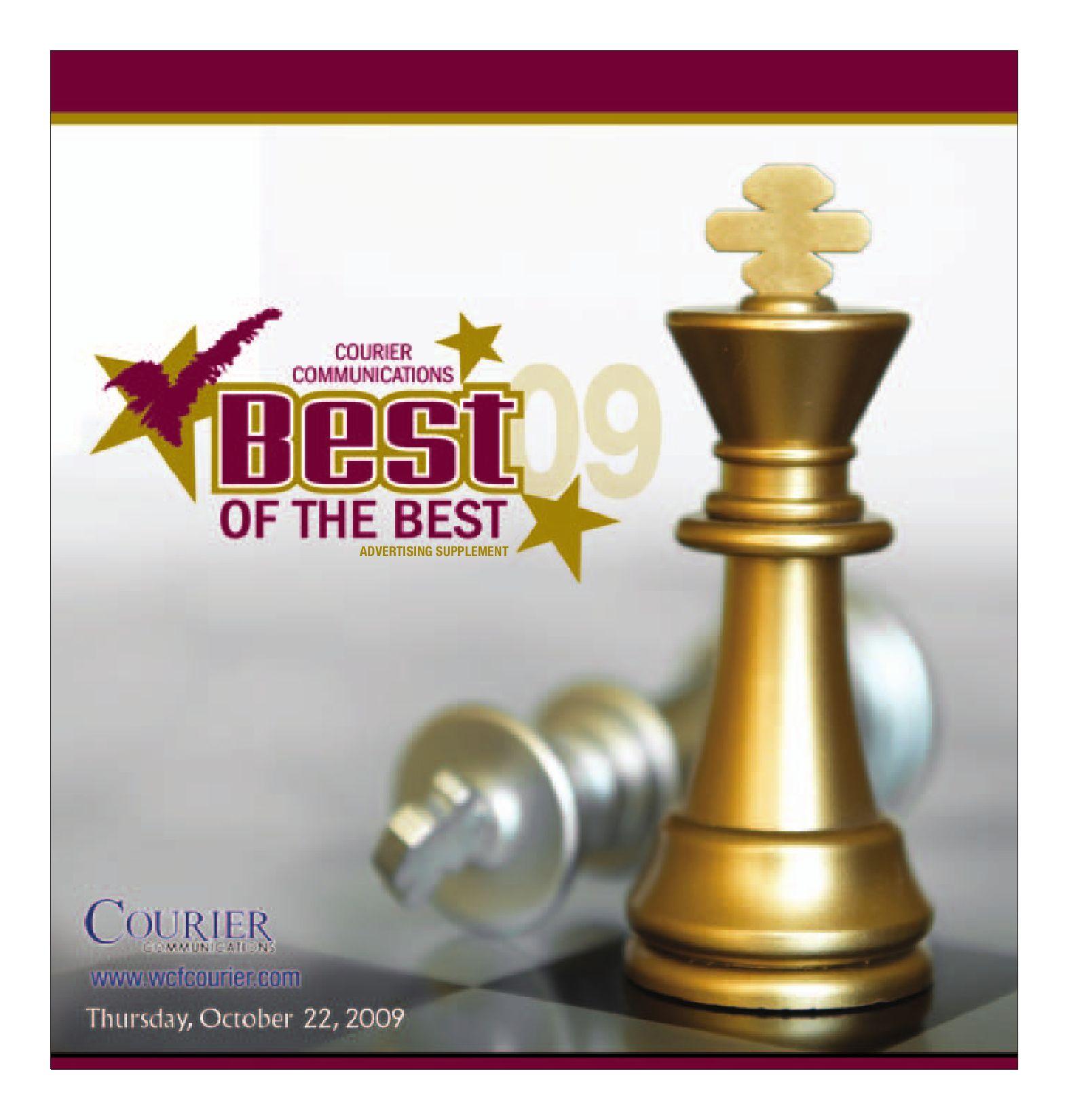 Best of the Best 2009 by Waterloo-Cedar Falls Courier - issuu